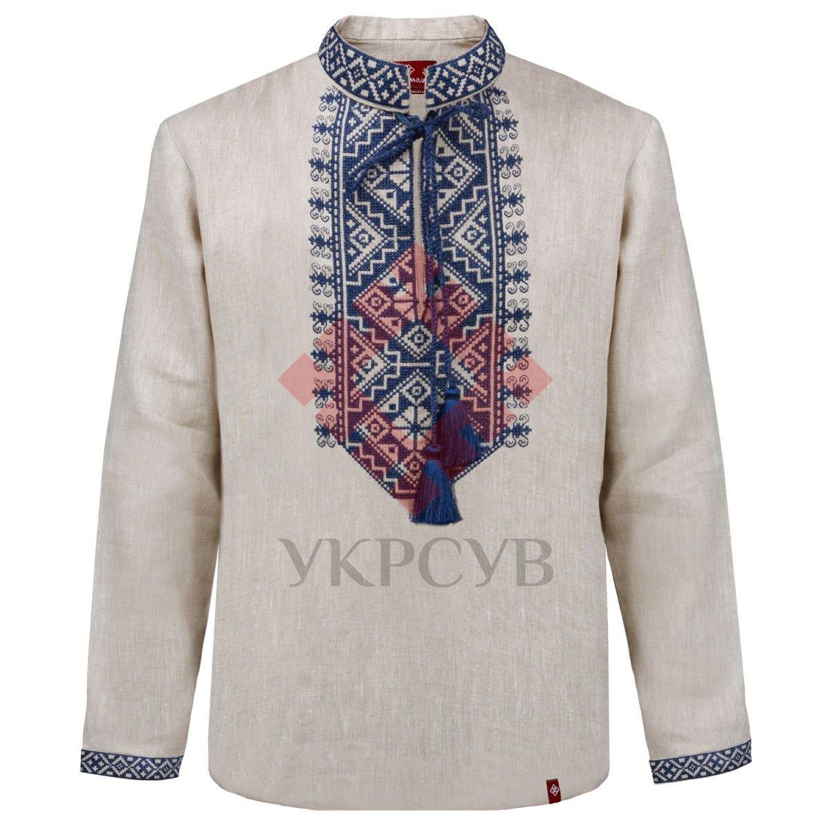 Сорочка вишиванка для хлопчика Фолк Мода (006) 152см 302d16270a0e9